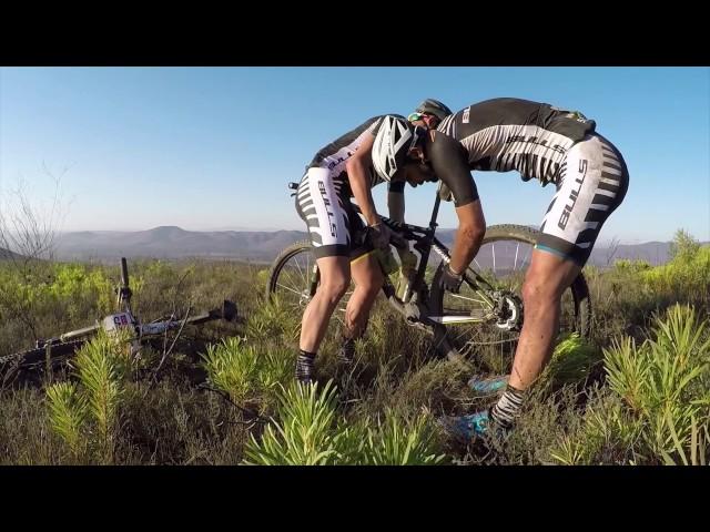 ABSA Cape Epic 2017 – Stage 3 – #EpicEnergadeMomen