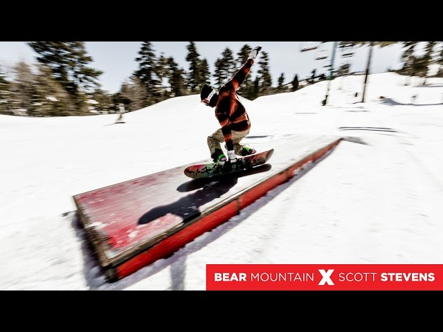 Bear Mountain x Scott Stevens