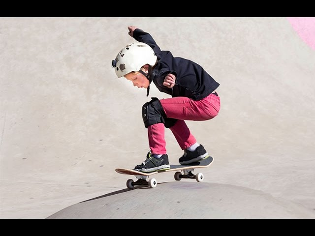 BEST SKATEBOARDING KIDS 2017! #1