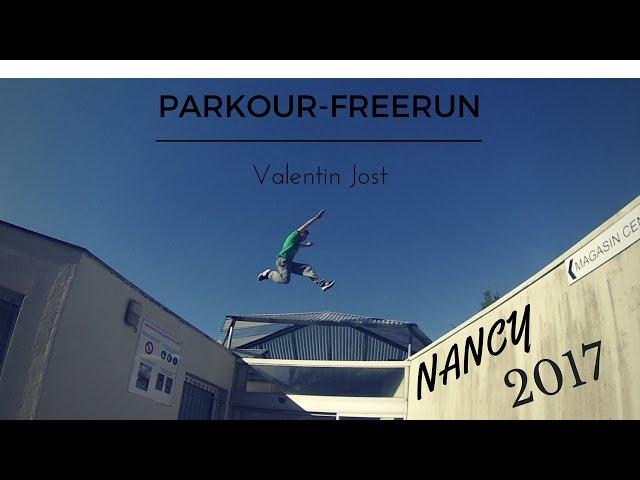PARKOUR-FREERUN - VJ / 2017