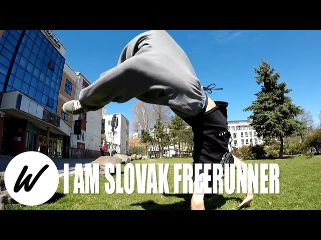 Parkour and Freerunning from Slovakia 2017