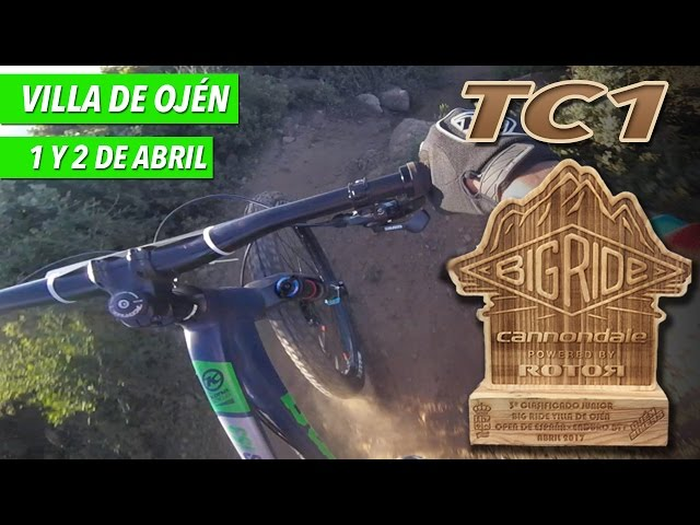 SPANISH OPEN BTT