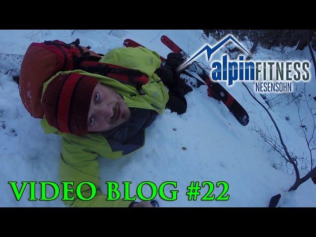 SKITOUR NOB : last skitour of the season : VLOG#22