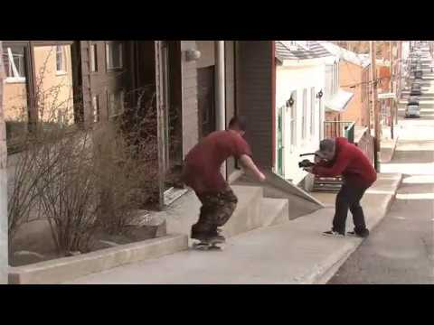 ULC Skateboards Alex Decelles O.G. part