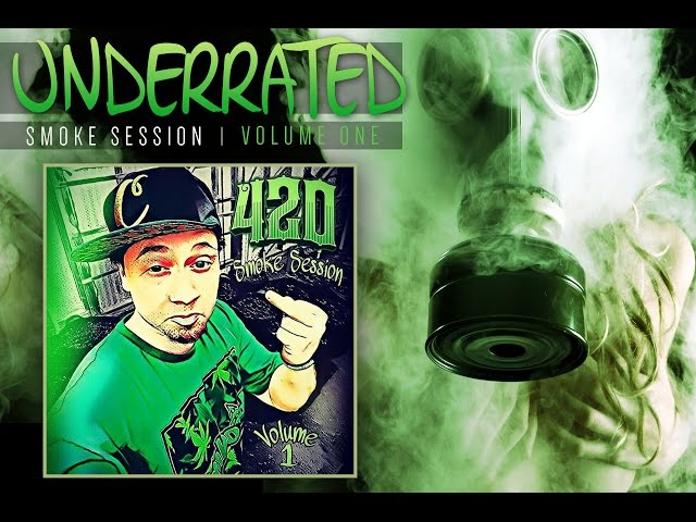 UnderRated - Smoke Session Vol. 1