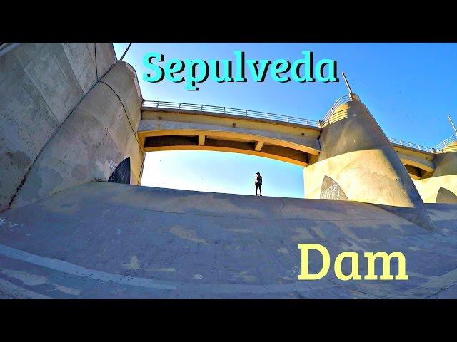 Sepulveda Dam Skating