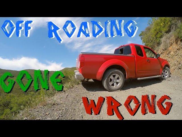 Off Roading fun