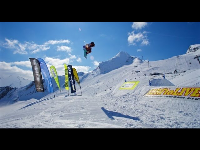 World Rookie Finals 2017 – Kaprun (AUT) - Training