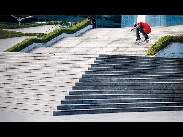 BEST SKATEBOARDING TRICKS 2017 || #8