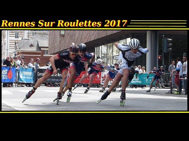 Rennes sur Roulettes 2017