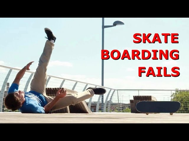 BEST SKATEBOARDING FAILS 2017! #3