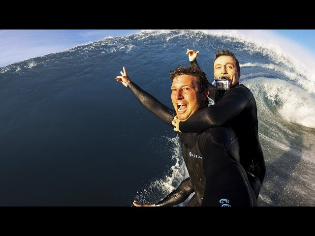 Best of Surfline GoPro of the World 5 Contest