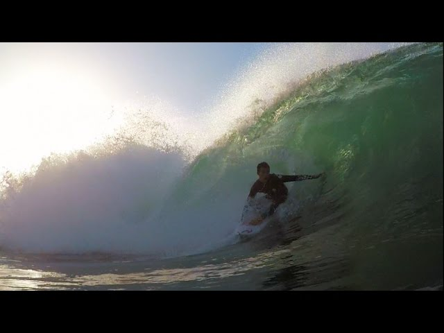 Mason Ho Surfing Perfect Wedge!!! SUBSCRIBE