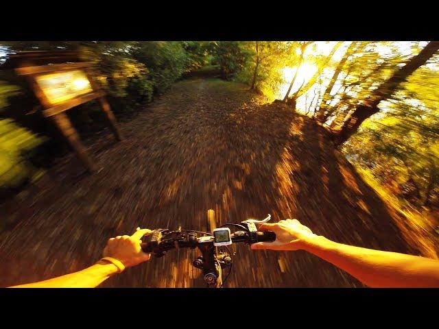 Sunrise ride