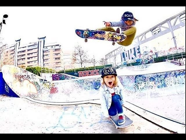 BEST SKATEBOARDING KIDS 2017! #2