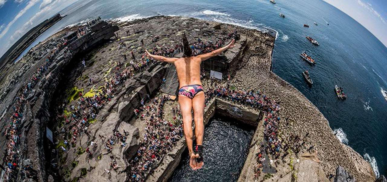 Red Bull Cliff Diving 2017 - Trailer - Inis Mór