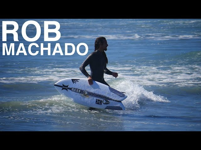ROB MACHADO - HURLEY SURF CLUB SESSION, SAN DIEGO