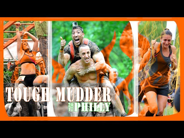 Our First Tough Mudder! | Philly Mudder GoPro Edit