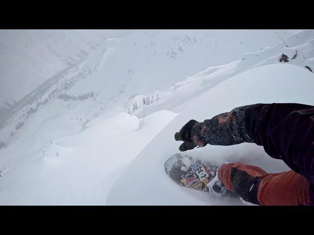 Travis Rice's Karma Grip Dream Line