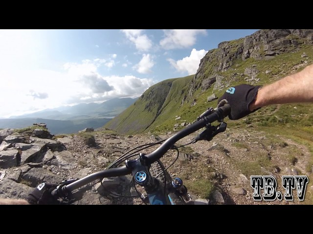 2968ft descent Scotland