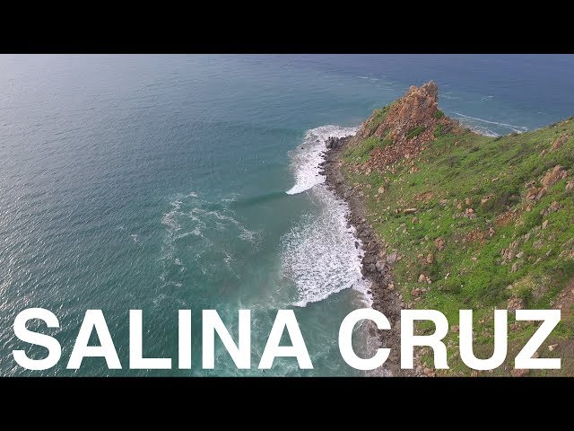 SALINA CRUZ POINTBREAKS