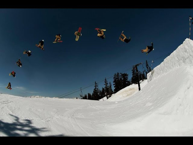 FYVE - Ryan Manning Whistler Blackcomb