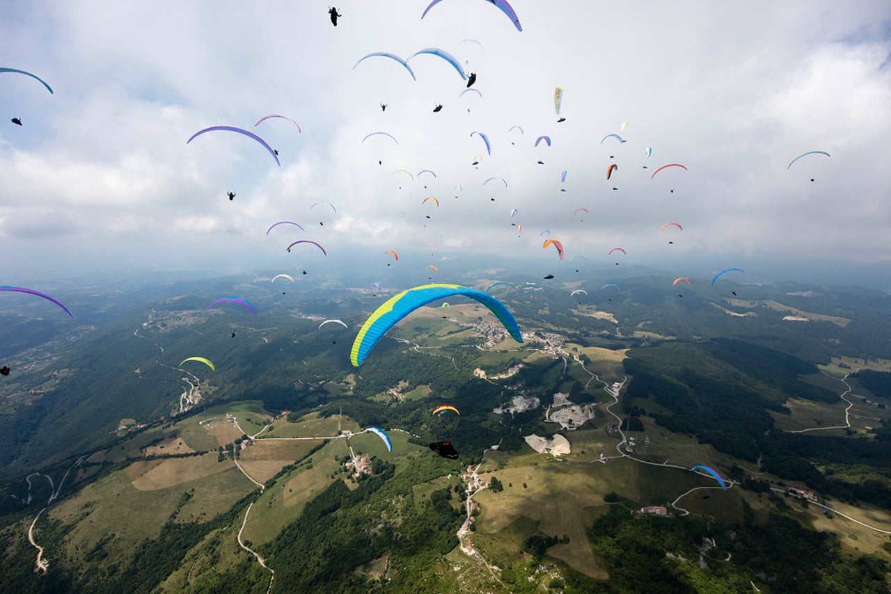 FAI: 15th Paragliding World Championship – ITA