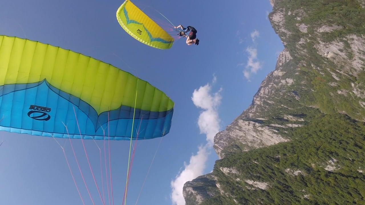 Romaniacs Reloaded #Proximity #Speedflying