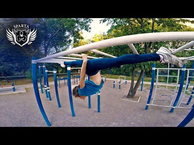 Street Workout tricks by Sparta team