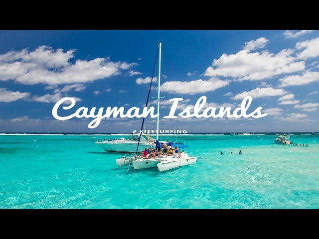 Cayman Islands Kitesurfing