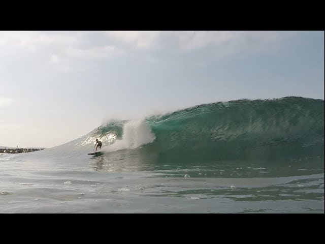 California's Heaviest Shorebreak