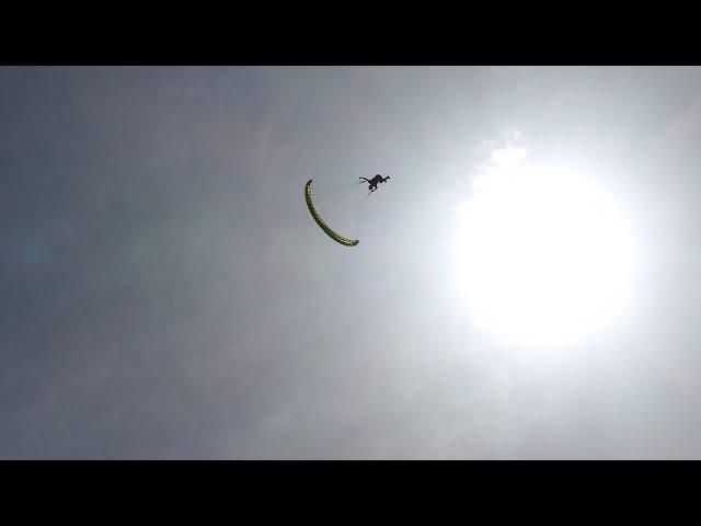The Slope Slider #JamieLee #proximity #speedflying