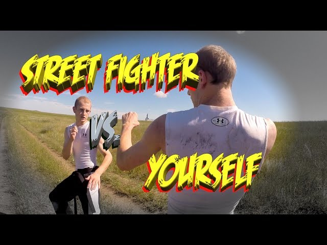 Street Fighter vs. Yourself