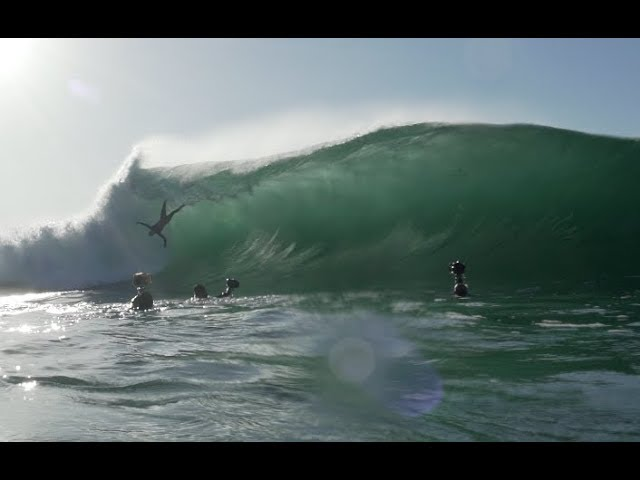 THE WEDGE: BACKWASH TAKES OVER