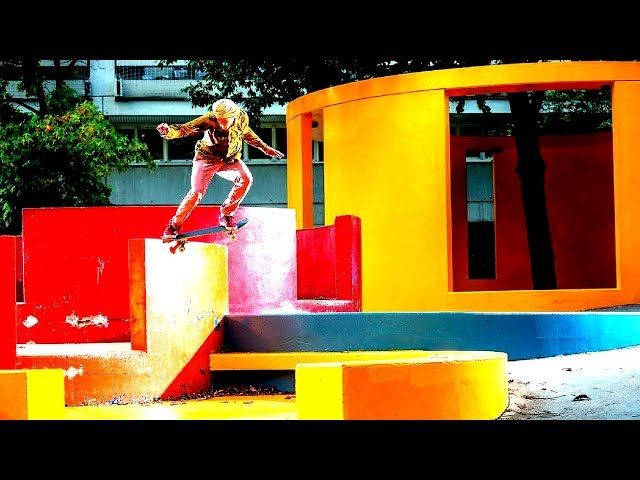 BEST SKATEBOARDING TRICKS COMPILATION 2017 || #26