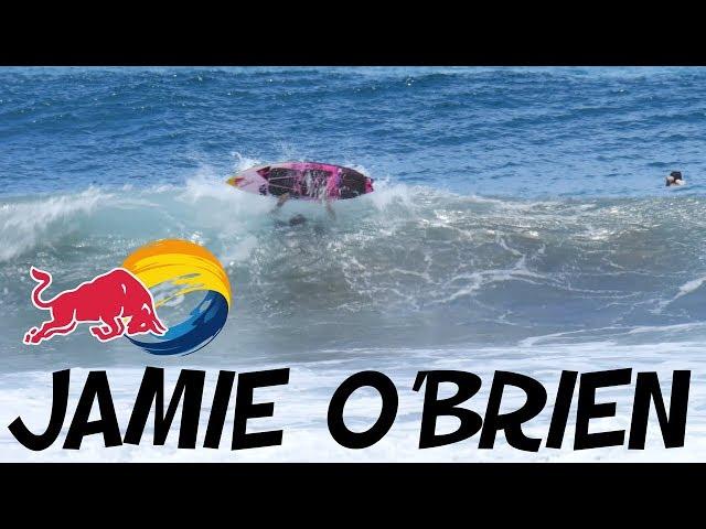 [raw footage] JAMIE O'BRIEN SURFING NICARAGUA