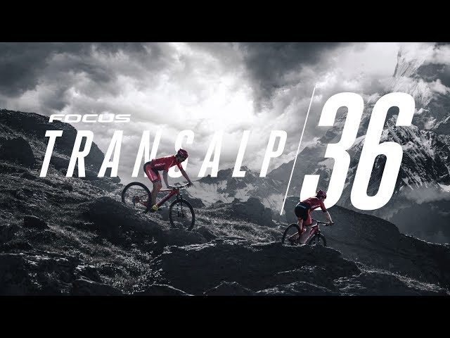 Focus Transalp36 - The stunning Highlights