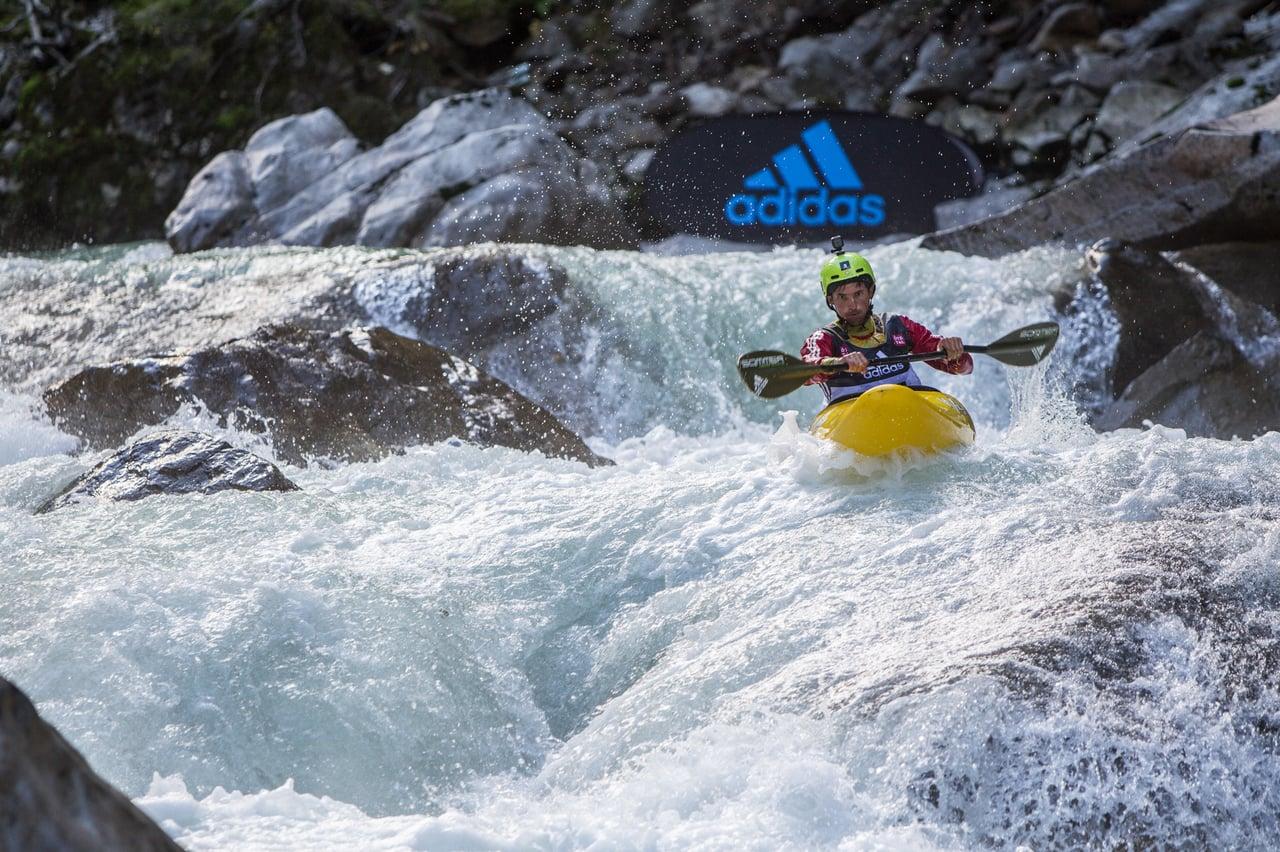 adidas Sickline Extreme Kayak World Championship 2
