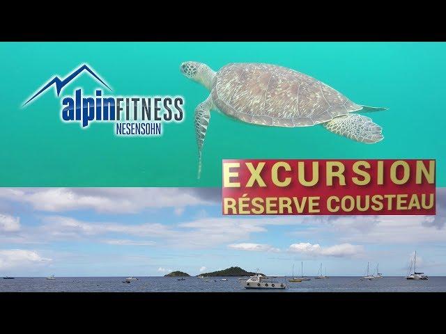 Cousteau Reservoir - Guadeloupe - Caribbean