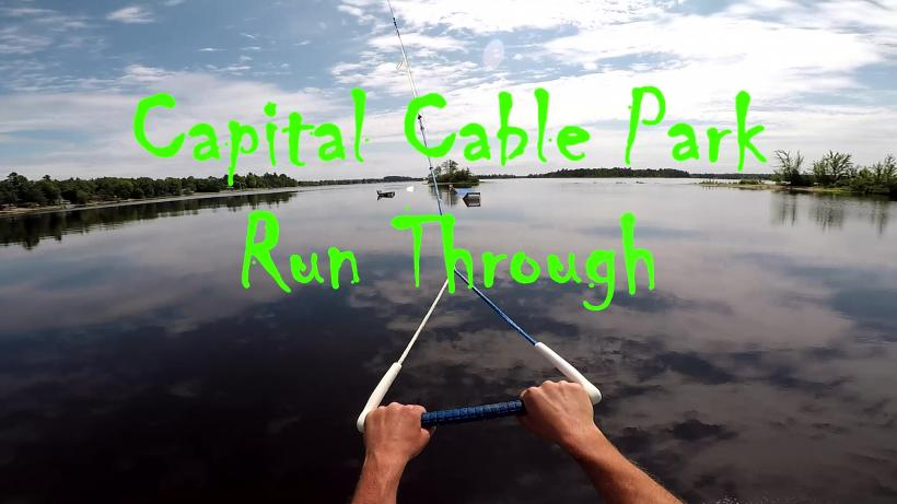 Capital Cable Park Run Through 2017