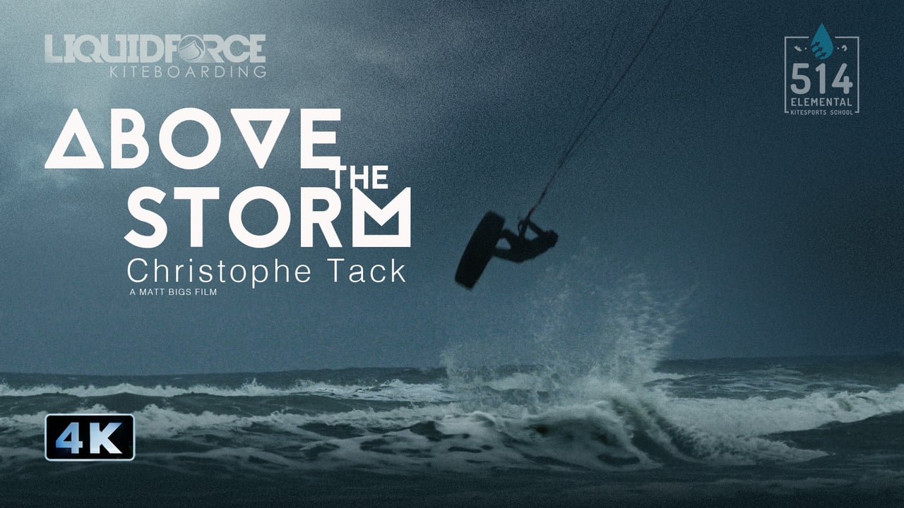 ABOVE THE STORM | Christophe Tack (4K)