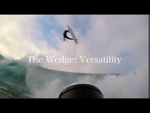The Wedge | Versatility