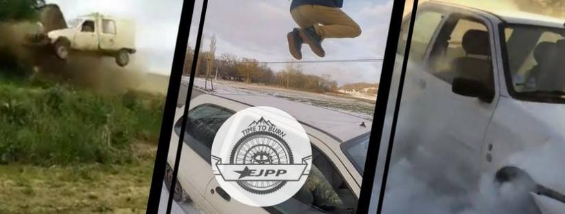 EJPP 2017 : Stunts and extreme sports with friends