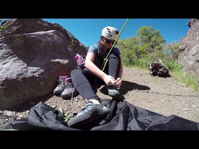 Rock Climbing in Las Melosas