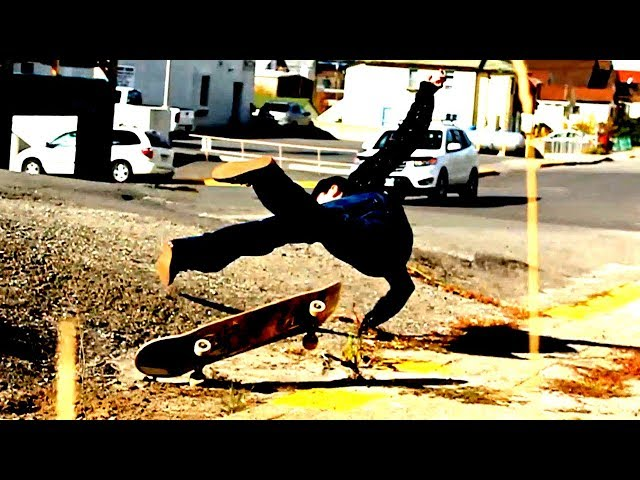 BEST SKATEBOARDING FAILS COMPILATION 2017! #7