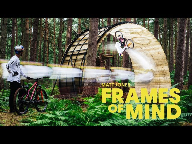 Matt Jones | Frames of Mind