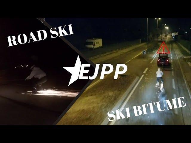 Ski Bitume - Road Ski - Skiing without snow - EJPP