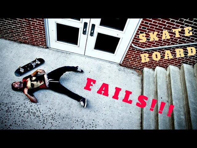 BEST SKATEBOARD FAILS 2017! #8