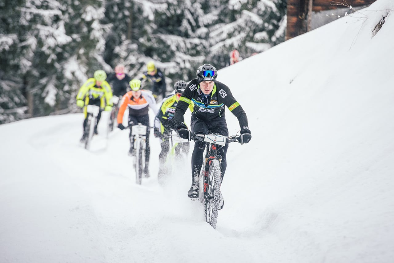 Snow Bike Festival 2018 – Stage 1 + 2  – Gstaad (S