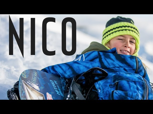 Nico Bondi, TopToBottom in Laax (Learning By Doing